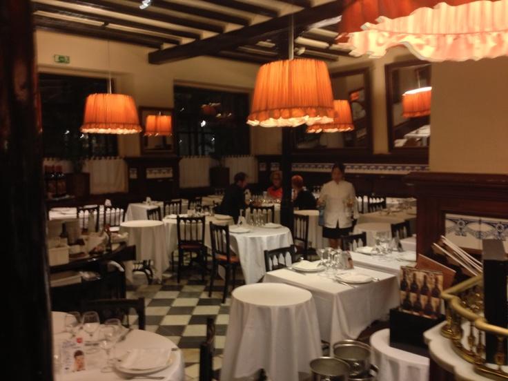 Restaurant,7 porte barcelona
