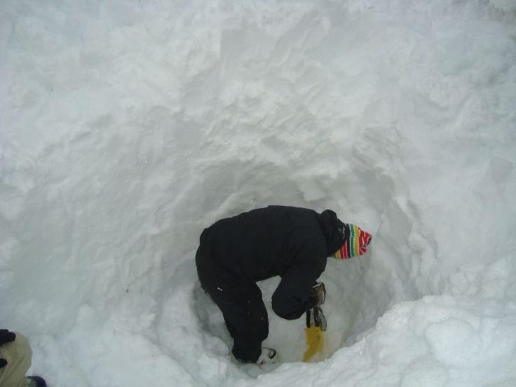 Lars digging to China perhaps??