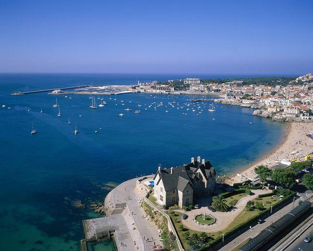 Portugal - Cascais - Baía. / Bay.