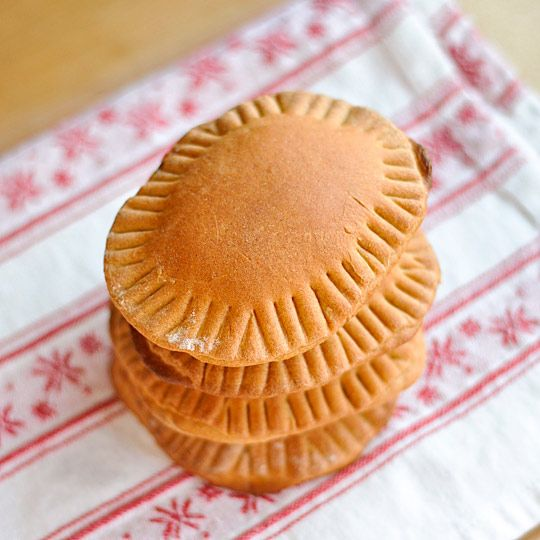 Whole Wheat Double Peanut Butter & Jelly Pockets | Recipe