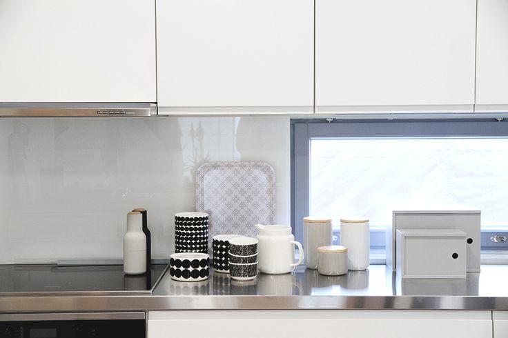 hunajaista kontio harunire keittio asuntomessut