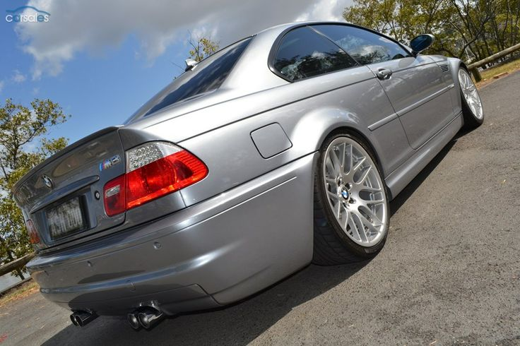 2004 BMW M3 E46 MY04.5 Sequential Manual Gearbox