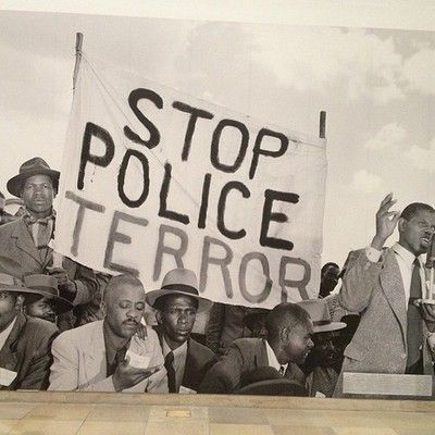 An examination of apartheid in south africa