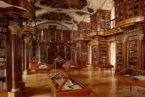 Le 10 biblioteche antiche più belle del mondo