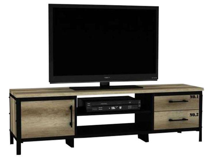 Les 25 meilleures id es de la cat gorie meuble tv conforama sur pinterest m - Meubles a prix discount ...