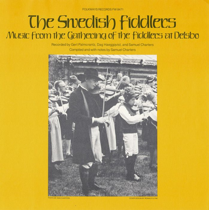 This album features recordings of songs played at the 1978 Delsbostämman, an annual outdoor fiddlers' gathering that takes place the first weekend in July in the village of Delsbo in Hälsingland, Sweden. Hundreds of spelmen (fiddlers) from across Sweden gather to play traditional fiddle tunes for ...