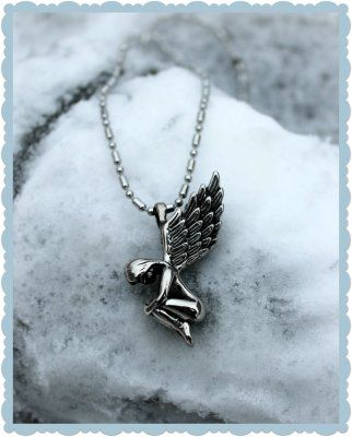 halsband ängel