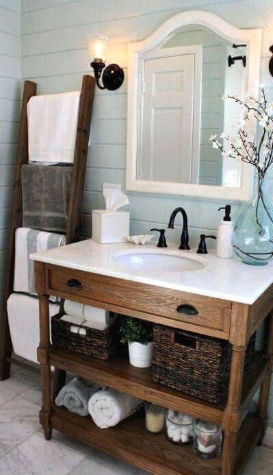 Best 25 Rustic Chic Bathrooms Ideas On Pinterest
