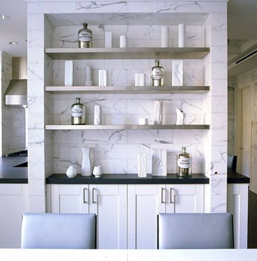Stainless Floating Shelves Magnificent 7 Best Stainless Steel Shelving Images On Pinterest  Kitchens Design Decoration