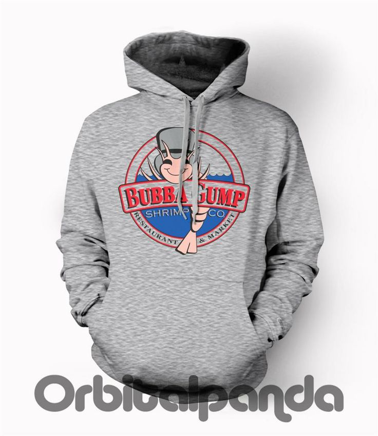 Bubba Gump Sweatshirt - available at Bubba Gump Shrimp Co. Locations. Although it's unlikely that anyone will be near a Bubba Gump Shrimp Co between now and Christmas, if you are, PLEASE buy me a sweatshirt! :)