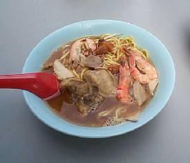 莵蘭蘇丹蝦麺(Jalan Sultan Prawn Mee)