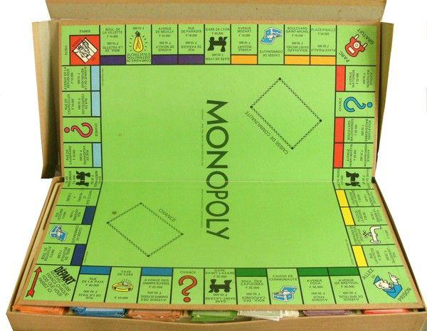 Jeux du Monopoly