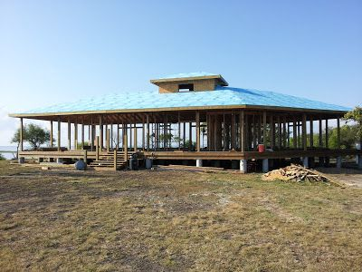 Bayou Bay Strawbale - step by step blog of a straw bale construction