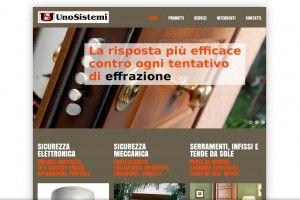 UnoSistemi www.unosistemi.net Realizzazione siti web professionali, progetti e-commerce, web marketing e gestione social