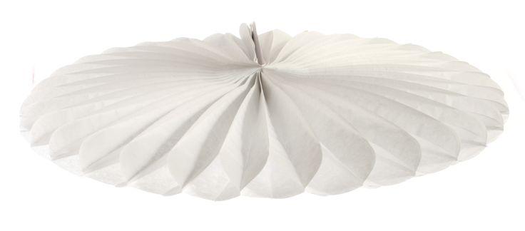 Honeycomb paper flower
