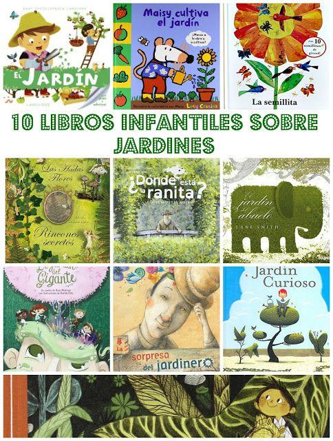 297 best images about cuentos infantiles contes for Jardin infantil