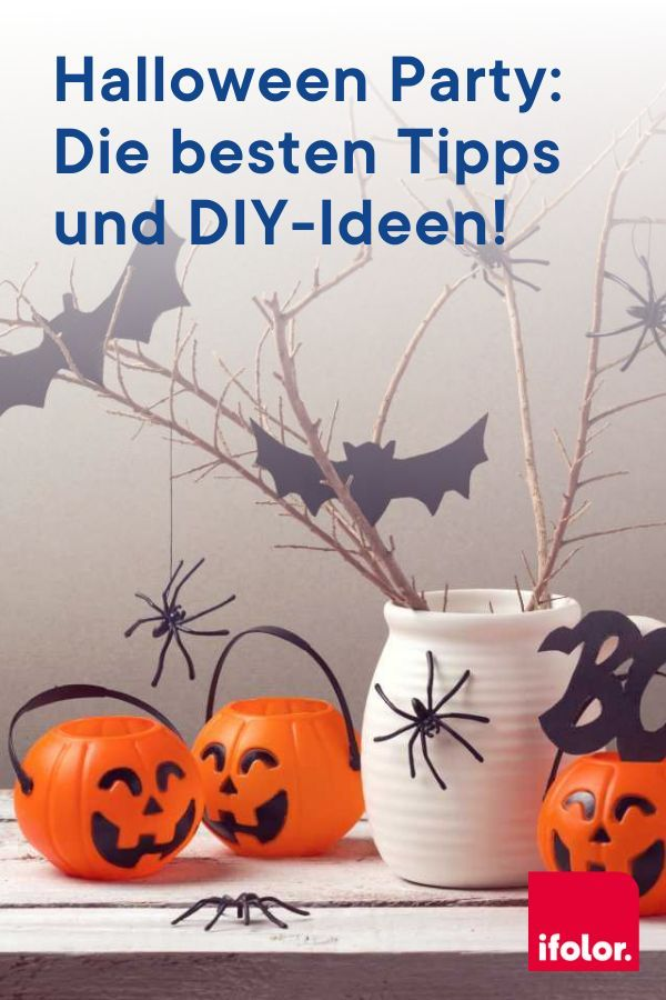 Pin On Halloween Inspiration Diy Bastelideen