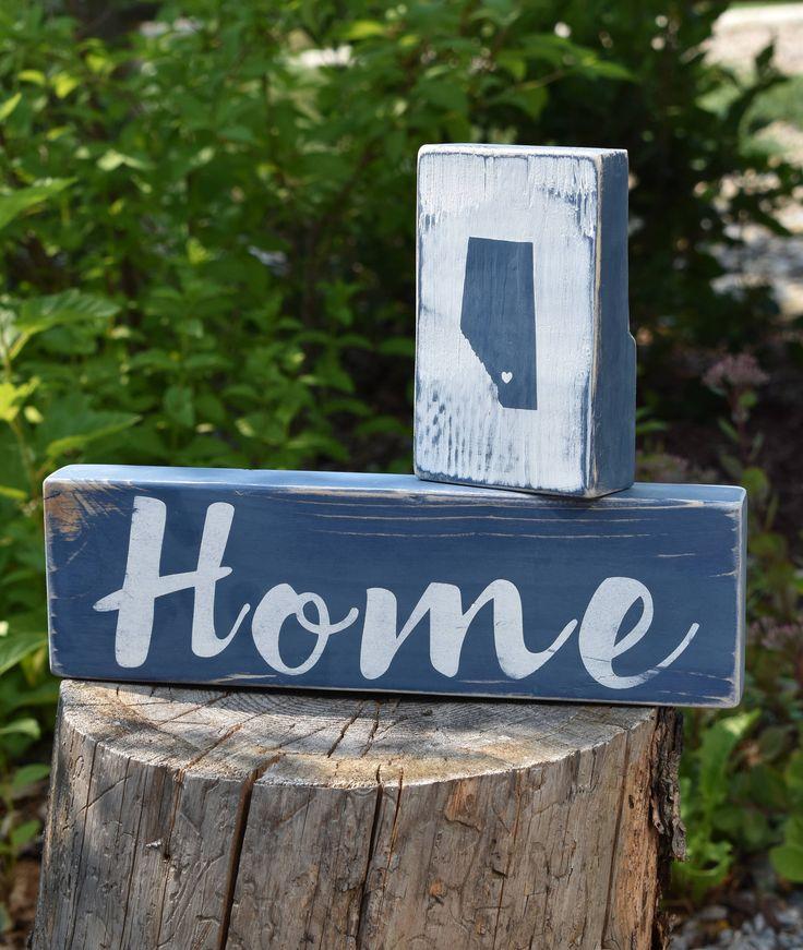 Home Sweet Home Alberta Word Block Art by RaggedyRenaAnn on Etsy https://www.etsy.com/ca/listing/538071076/home-sweet-home-alberta-word-block-art