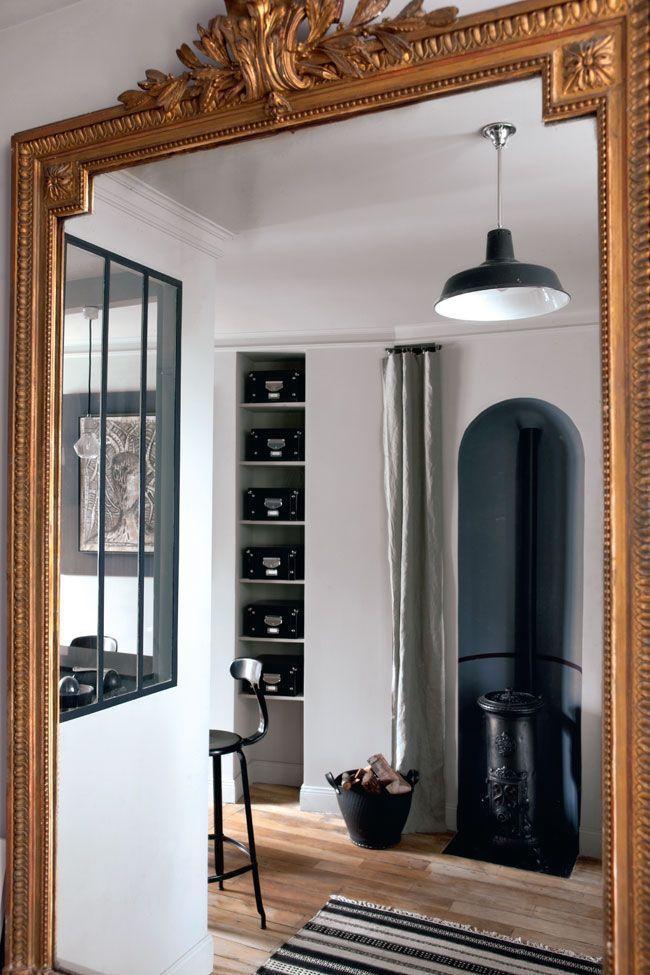 las 25 mejores ideas sobre poele godin en pinterest chemin e godin poele bois godin y. Black Bedroom Furniture Sets. Home Design Ideas