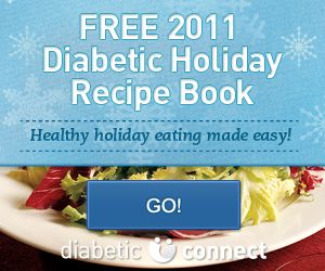 diabetic book for holidays