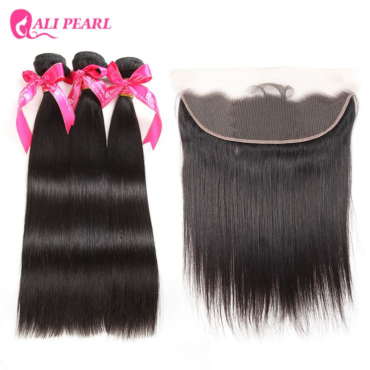Find More 3 Bundles With Closure Information about AliPearl Hair Straight Human Hair Lace Frontal Closure With 3 Bundles Brazilian Hair Weave Natural Black Non Remy Hair Free Ship,High Quality closure with 3 bundles,China closure frontal Suppliers, Cheap closure closure from Ali Pearl Official Store on Aliexpress.com
