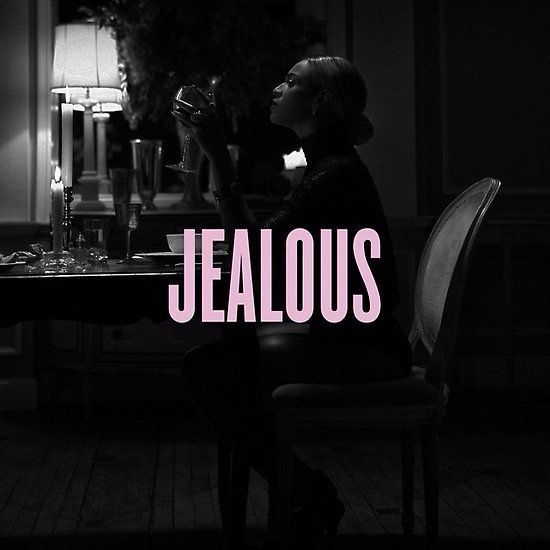 What can I do if I'm Jealous? I'm human. Don't judge me bae. It's just the way I am.