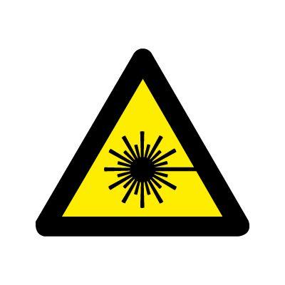Laserstråle - Bestil Advarselsskilte online her.