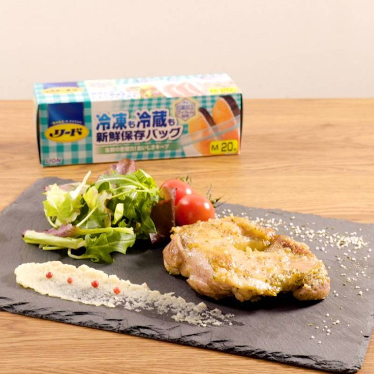 鶏肉のガーリックコンフィ