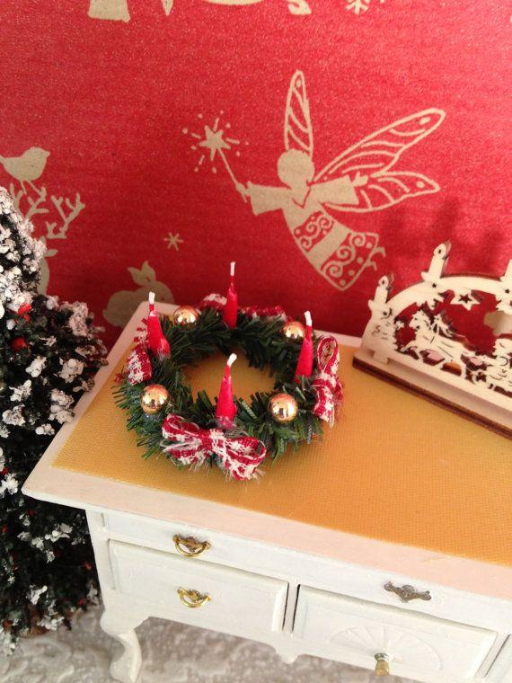 Gibt es Weihnachten ohne Adventskranz Miniatur 112 von minis4you