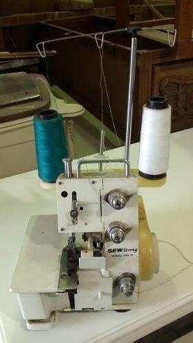 Maquina De Costura Overloque Portatil                                                                                                                                                                                 Mais