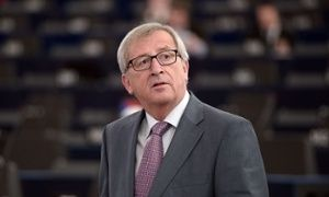 Jean-Claude Juncker calls for EU army