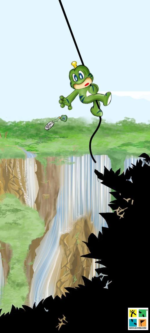 Tarzan Signal #Geocaching