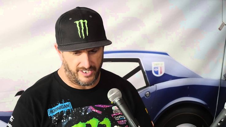 Barrett-Jackson Experience with Ken Block  Listen as Ken Block (Professional Rally Driver Hoonigan Racing Team) joins Alan Taylor at the V.I.P. Experience at 2016 Barrett-Jackson Scottsdale and talks...