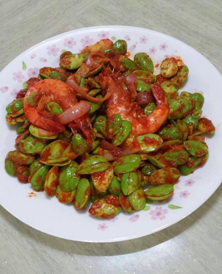 Singapore Home Cooks: Samba Petai by Jasmine Yeo
