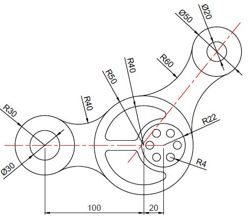 15 best autocad images on pinterest exercises technical for Simple cad drawing online