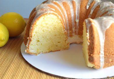 İtalyan Usulü Limonlu Kek