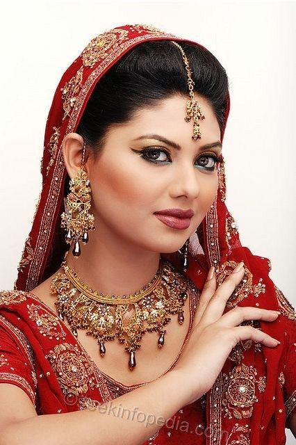 Pakistani Model Sunita Marshal