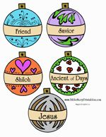 Names of Jesus Craft