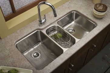A Prefect Blend... Transitional - kitchen sinks - Elkay Sinks and Faucets