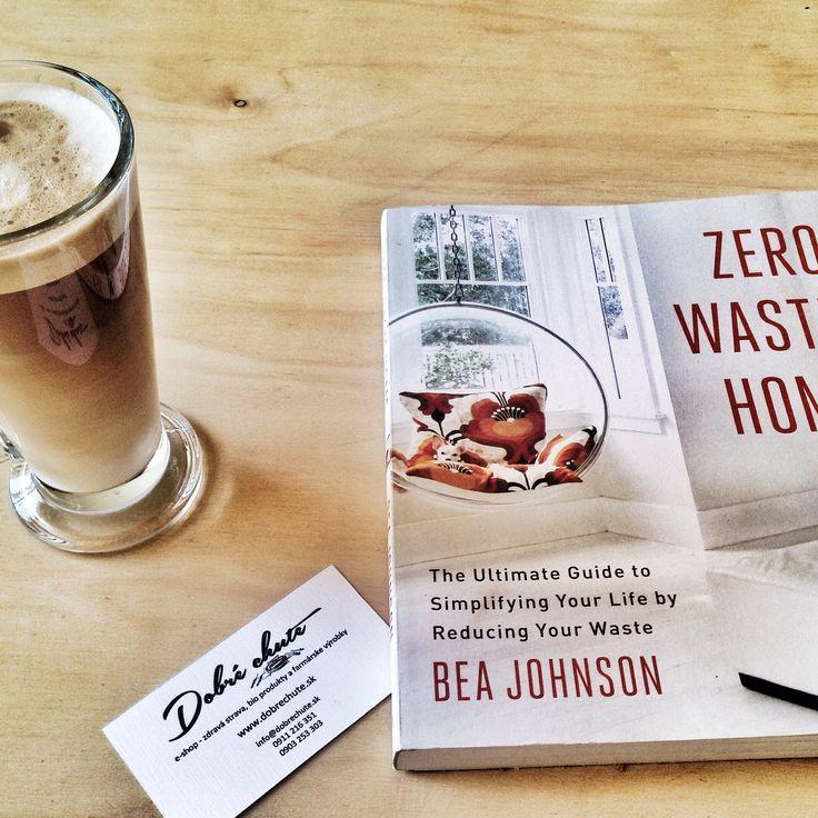 Dnes je Deň neprečítaných kníh tak sa pridávame aj my s touto skvelou knihou od @zerowastehome   We love this book.   #denneprecitanychknih2015 #dnk2015 #martinus #instabooks #kniha #zerowastehome #beajohnson