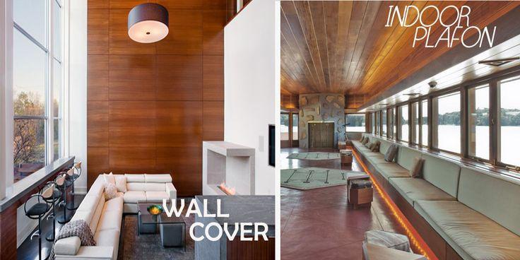Jual upvc wallcover untuk rumah dan kantor