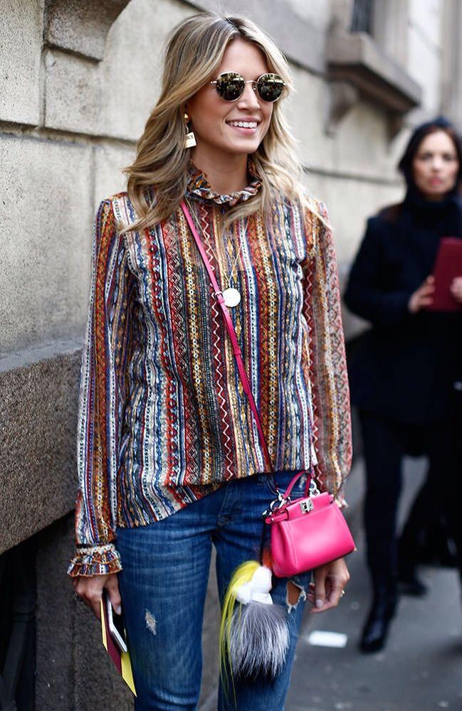 Nice Fashion Week outfit #fashion #inspiration
