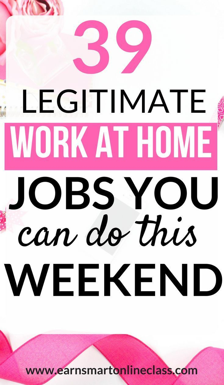 45 Late Night Work At Home Jobs That Pay – Igor Irpensky