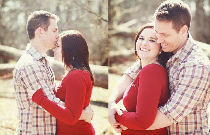 Christie & Allan | Engaged! | Spring Engagement Session | K. Thompson Photography