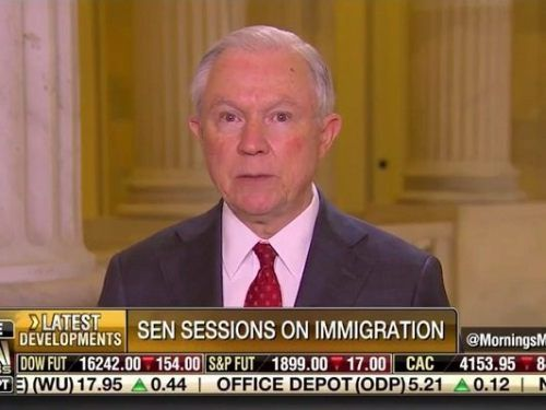 Sessions: Trump Could Win General Election, He Is Proving... #JeffSessions: Sessions: Trump Could Win General Election, He… #JeffSessions