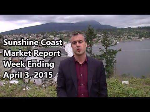 VIDEO: Sunshine Coast BC Real Estate Update April 3, 2015 by KT on the Coast Gibsons https://www.youtube.com/watch?v=-99KN5CiwAE