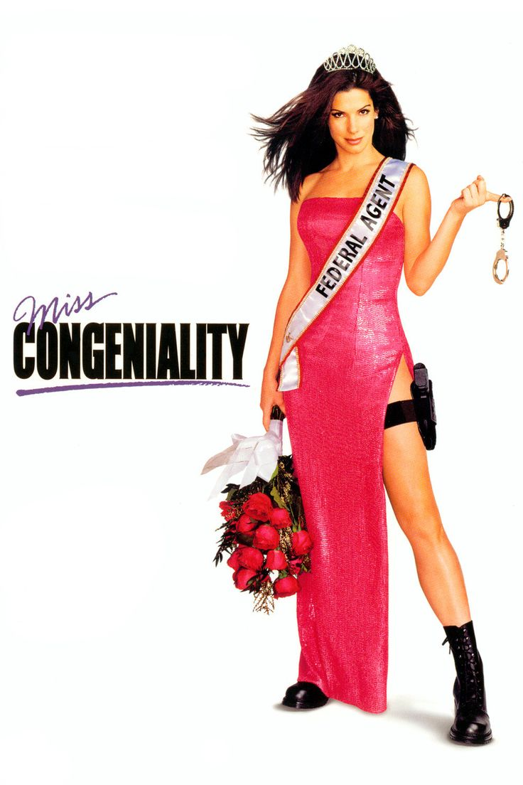 miss congeniality | LET'S SEE...