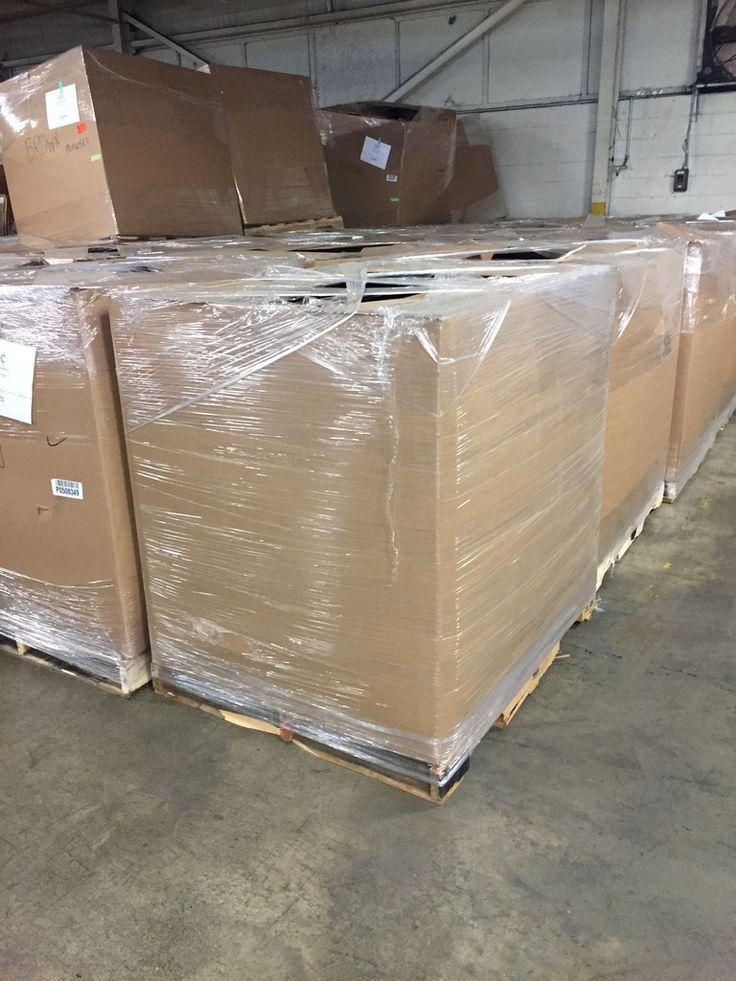 New Shelf Pull Pallets