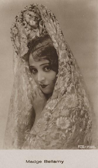 Madge Bellamy Mantilla