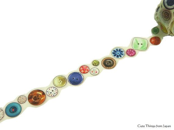 One of my favorite Japanese washi tape series from Yano Design Japanese washi tapes available at Cute Things from Japan